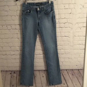 Express Semi Flare 90s Jeans